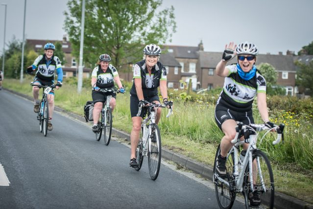 Heart of Yorkshire Riders