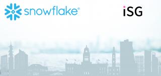 Snowflake iSG